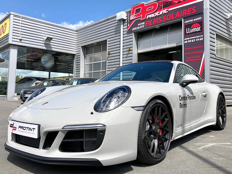 Film de protection sur Porsche 911 GTS