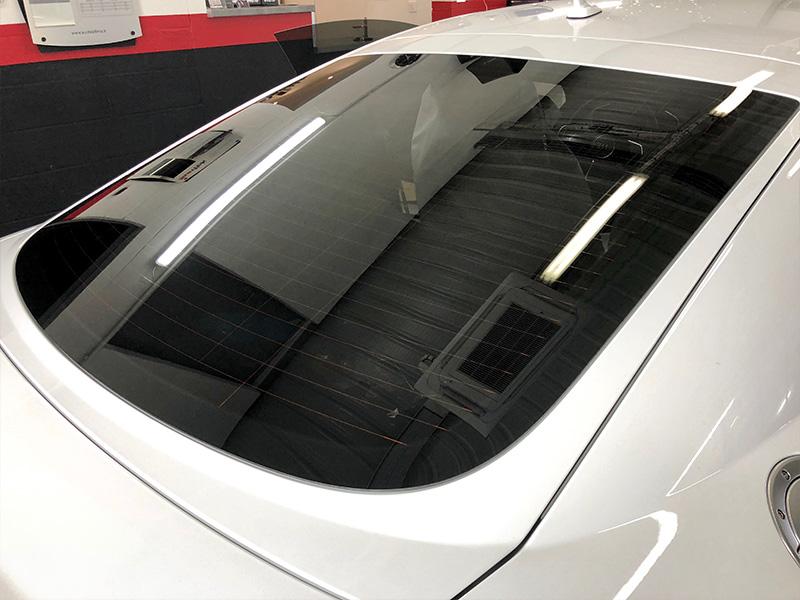 Vitres teintées sur Audi TT