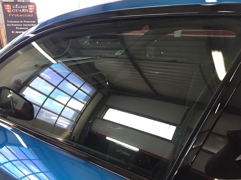 Vitres teintées sur BMW M2