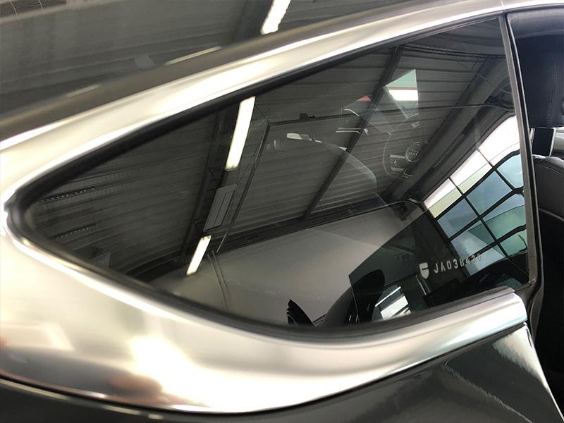 Vitres teintées complet sur Audi A5