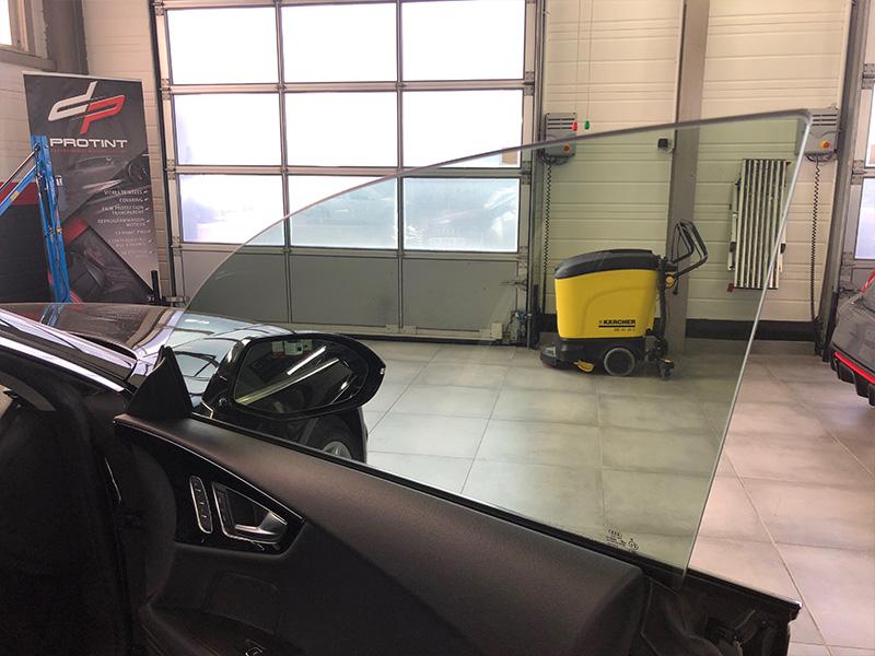 Vitres teintées complet sur Audi A7