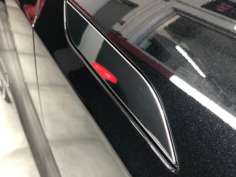 Tesla Model S Film de protection carrosserie