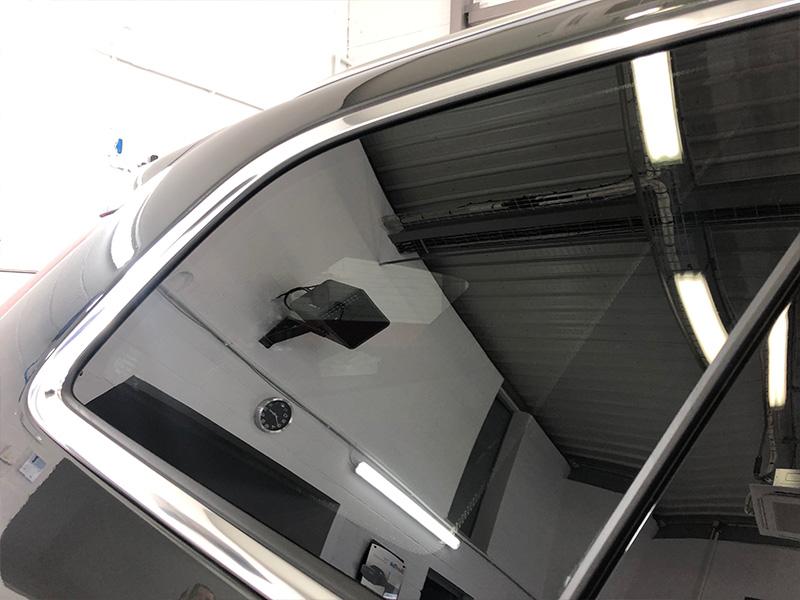 Volvo XCX60 Vitres teintées arrières